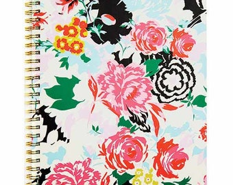 Ban Do - Rough Draft Mini Notebook - Florabunda