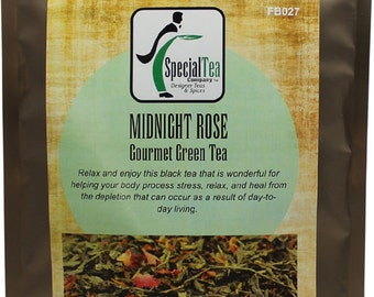 Midnight Rose Black Tea - 20 Tea Bags