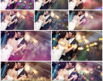 Light Overlay effect -vol 3 - Pro Photographers Elements