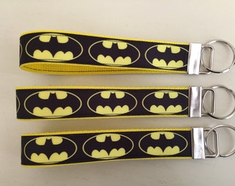 Batman Wrist Keychain