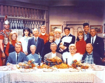 Cast of Green Acres, Beverly Hillbillies & Petticoat Junction .