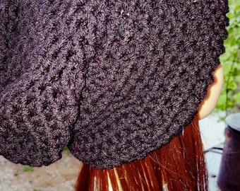 Super Slouchy Crochet Beanie