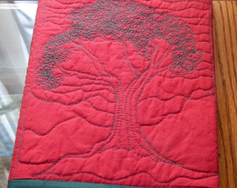 Quilted Tree of Life Journal