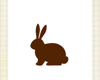Echo Park Designer Die - Rabbit