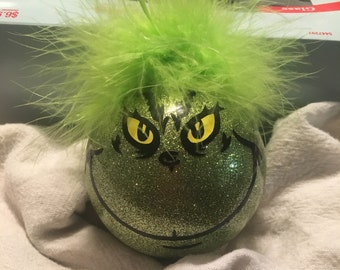 How the Grinch Stole Christmas Ornament
