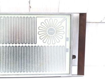 Salton Warming Tray Mid Century Electric Server