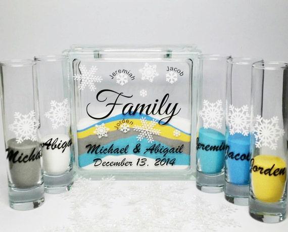 Items Similar To Unity Sand Set For Blended Family