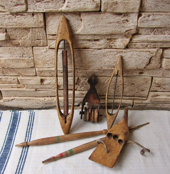antique wooden tools 1800s primitive wood tools tools for weaving hand