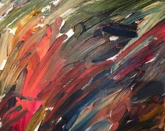 Black Abstract No. 5