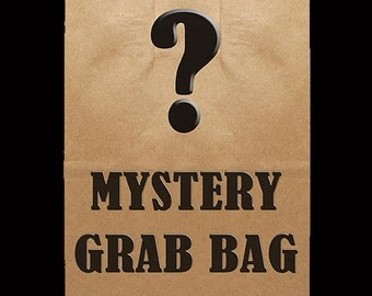 Grab Bag - 5 Random Perfumes/Colognes Our Choice - Stocking Stuffer Gift, Perfume Sale, Mystery Perfumes, Perfume Gift, Cologne Gift