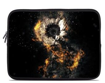 Laptop Sleeve Bag Case - Flower Fury by Andreas Stridsberg - Neoprene Padded - Fits MacBooks + More