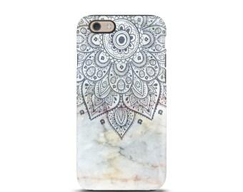 Mandala iPhone 6 case, iPhone 5 case, iPhone 6s, iPhone 5s case, iPhone 7 case, iPhone 7 Plus case, iphone case, iphone 7 cover - Boho