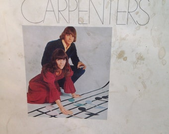 Vintage Carpenters Songs from the Television Series, Sheet Music, Paper back.