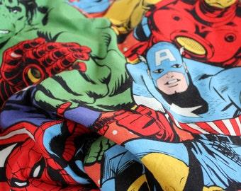 Marvel Superhero Minky Baby Blanket, Marvel Baby Blanket, Superhero Baby Blanket, Minky Baby Blanket, Toddler Blanket, Superhero Bedding