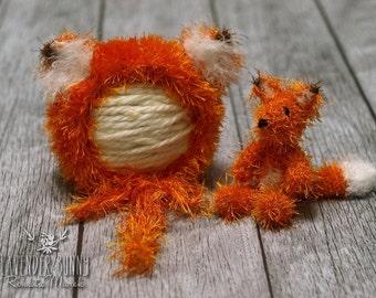 set fox photo props