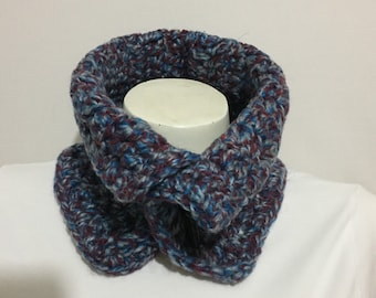 Crochet Cowl for Women