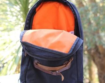 Wheelmen + Co Backpack black