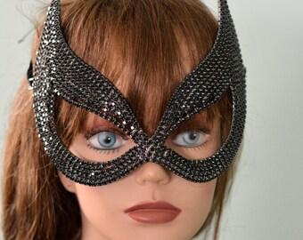 Crystal Halloween Masquerade Mask Ball Mask Costume Ball Halloween Costume Carnival Costume Party