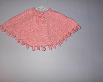 Poncho Crochet Handmade