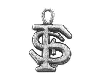 Florida State University Seminoles  Logo Charm Qty:1