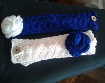 "Cable Stitch ""Jenna"" Headband"