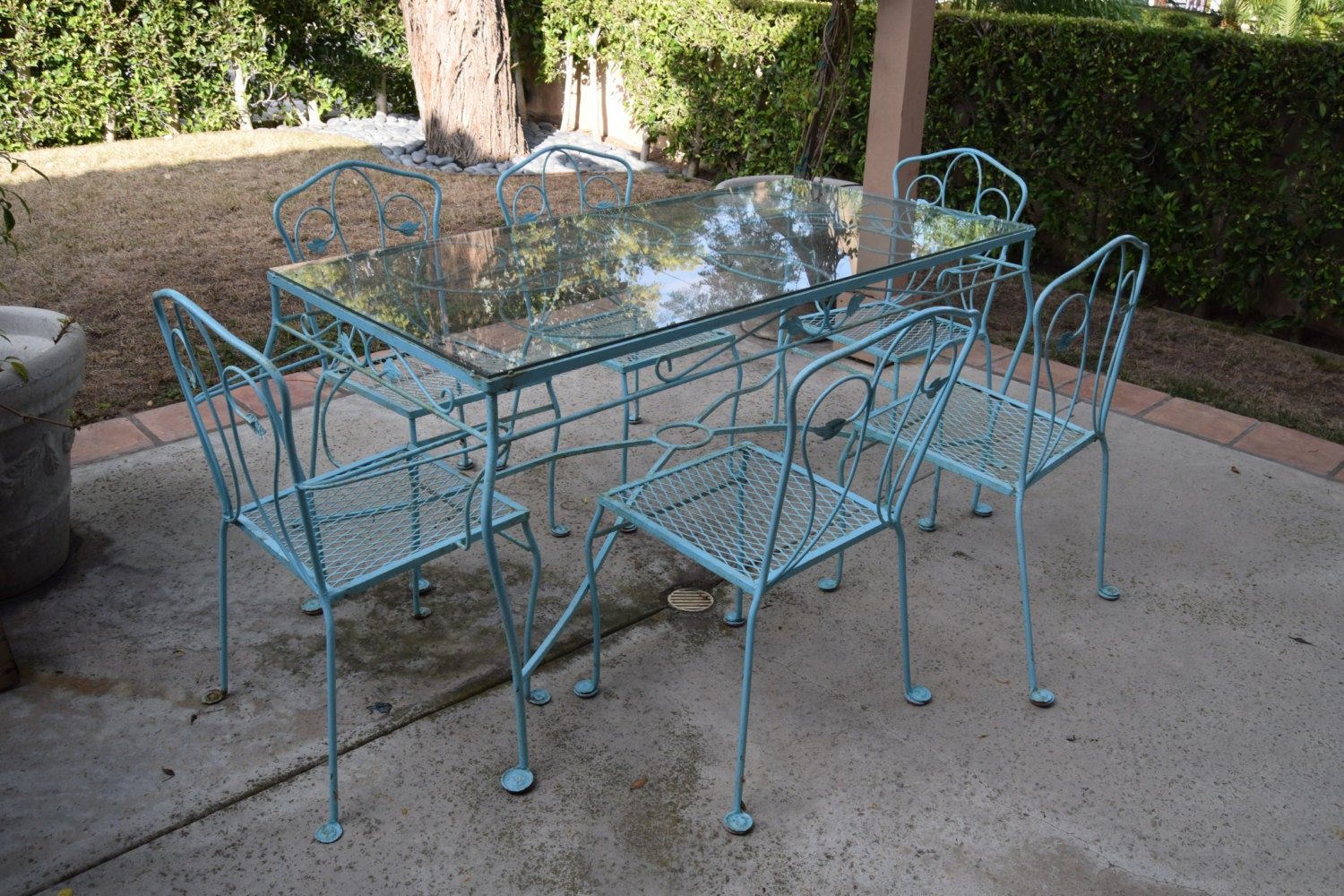 Vintage outdoor patio furniture vixen vintage summertime for Outdoor furniture vintage