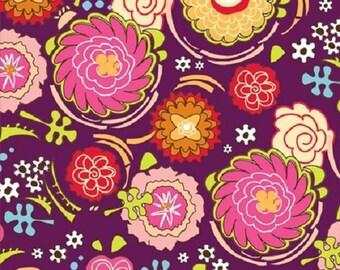 AdornIt - Pink Dazzled Plum 000218 - Quilting Fabric