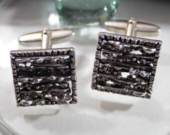 70's vintage cufflinks