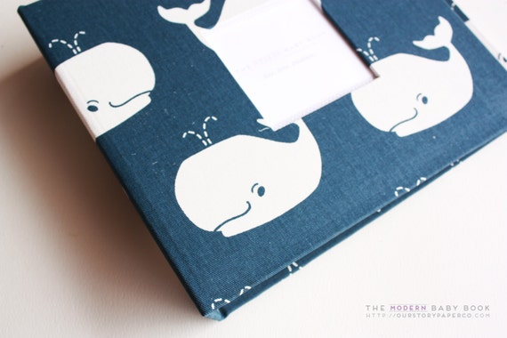 First Year Baby Memory Book  Baby Journal Modern baby