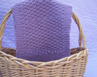 Lavender hand towel, Lavender guest towel, Fingertip towel, Cotton hand towel, Cotton guest towel, Cotton fingertip towel