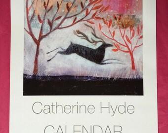 Catherine Hyde Calendar 2017