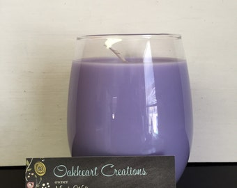 Soy Candles in 15 oz  jar w/ Cotton wick