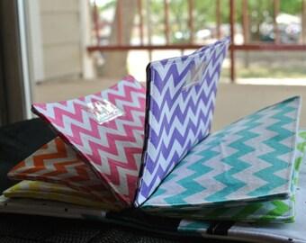 Cash Envelope System Wallet, Budget Wallet, Fabric Envelope System Wallet, Magnetic Snap Closure