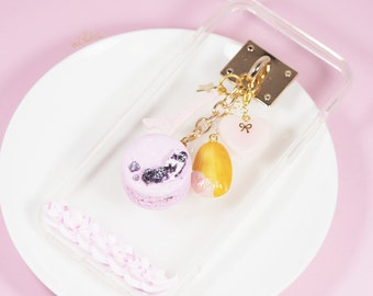 SALE! / Decoden / iphone6 / iphone6s / Macaron / Case
