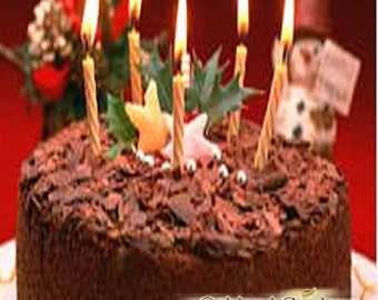 BIRTHDAY CAKE - Fragrance Oil - Blend of rich creamy vanilla and a scrumptious cake accordcake accord