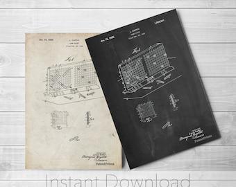 Battleship Game Printables, Retro Toys, Milton Bradley, Game Room Wall Art, Toy Room Decor, PP0519