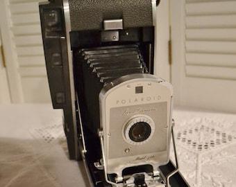 Vintage Polaroid Land Camera Model 150 Instant Film Camera in Box PanchosPorch