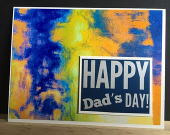 Happy Dad's Day!