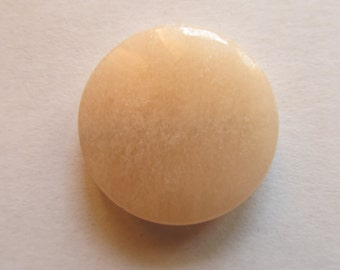 agate button pink 24mm