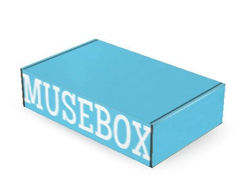 One month art subscription box - MUSEBOX