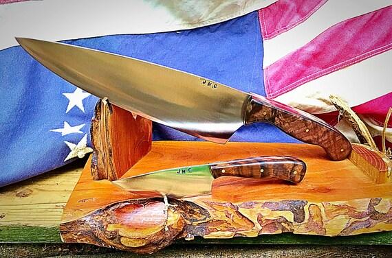 personalized chef knife set. Black Bedroom Furniture Sets. Home Design Ideas