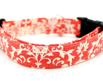 Damask Dog Collar: DC-4910