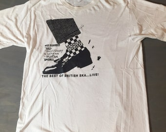 Dance Craze Ska Shirt