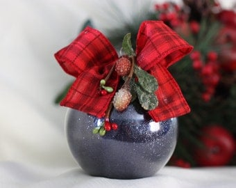 Country Christmas Ornament