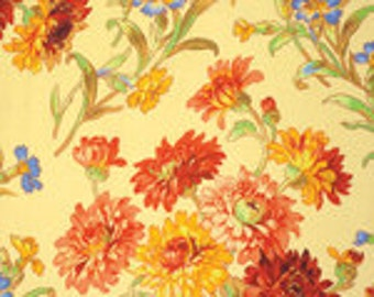 Kaffe Fassett Collective Anne Marie Gold - 1/2yd
