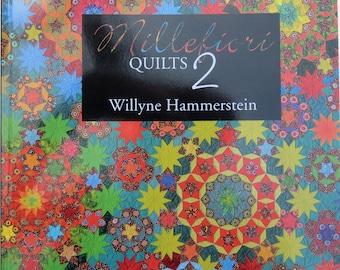 Millefiori Quilts 2 - Willyne Hammerstein - Paper Piecing - Quilt Mania - QM 0105