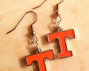 Tennessee Stainless Steel Earrings