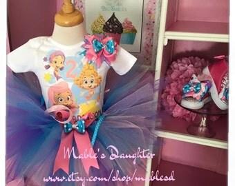 Bubble Guppies Tutu set