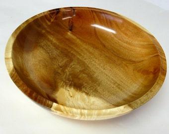 Triple Trunk Acacia Bowl