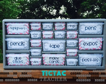 Custom Teacher Toolbox